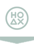 HOAX - vegan & awesome -logo