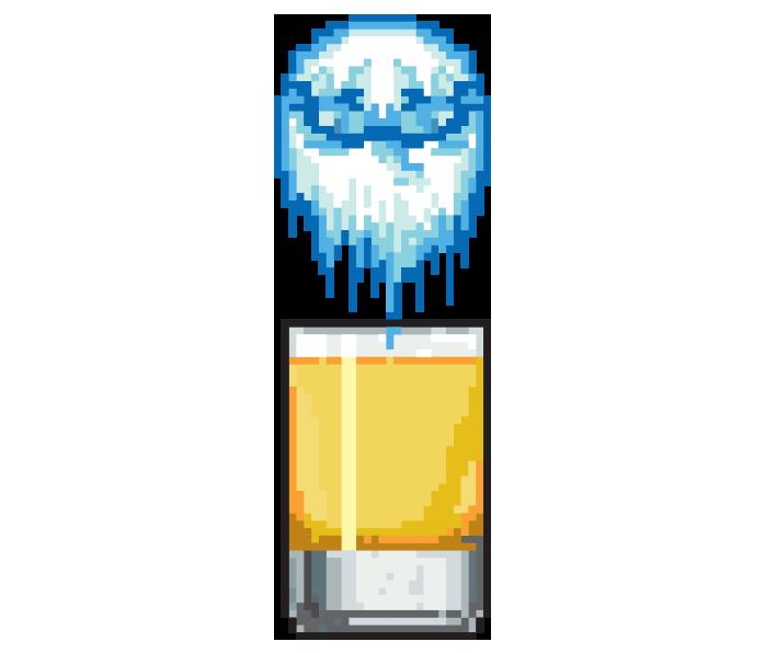 Noob Arcade & Bar -drinkkikuvitus